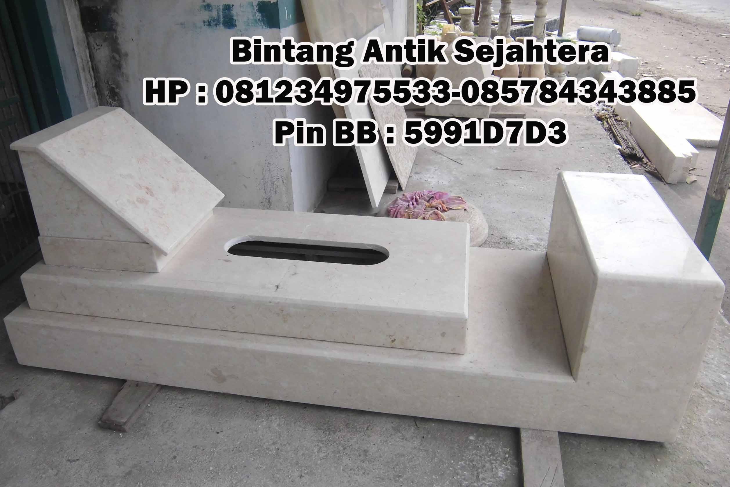 Makam Marmer Modif , Makam Model Bandung