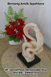 Patung Batu Onyx