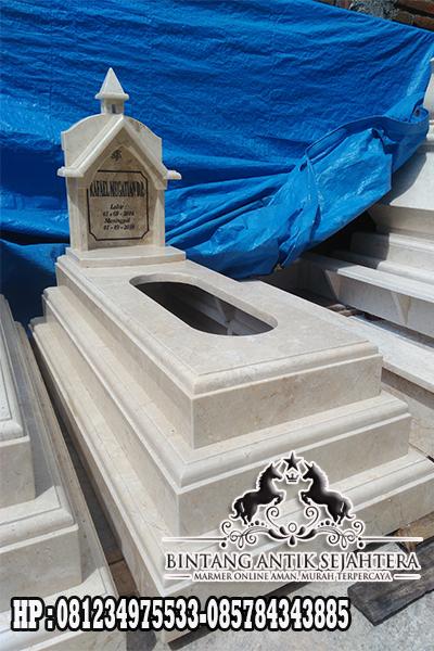 Makam Bayi Kristen | Kijing Marmer