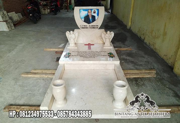 Makam Kristen | Harga Makam Marmer