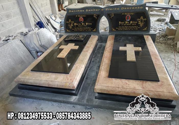 Makam Nasrani | Model Makam Kristen